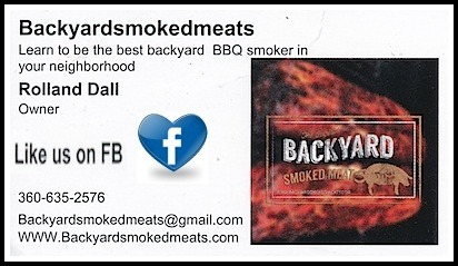 Backyard Smoked Meats