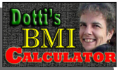 Dotti's BMI Calculator