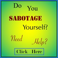 Stop Sabotaging Yourself