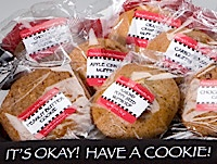 It's okay! Have a Cookie!