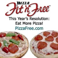 Pizza Fit'n Free