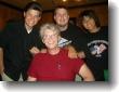 Glenn, Al, LeRoy and Kai
