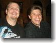 Brothers LeRoy and Glenn
